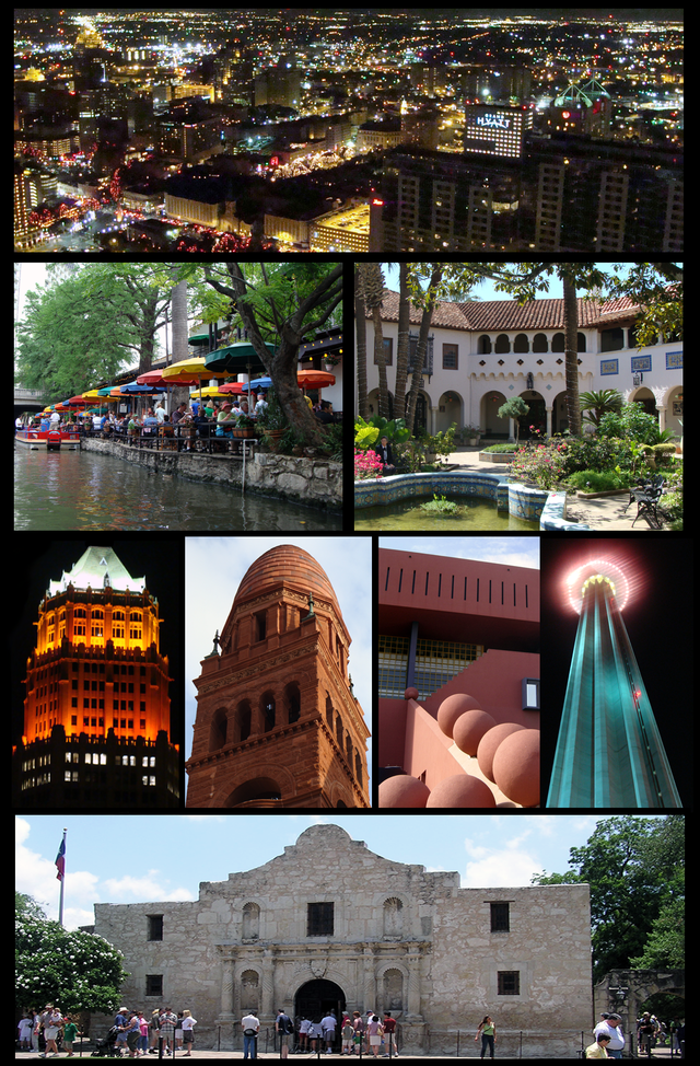San Antonia Collage