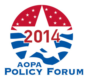 Policy Forum 2014 Logo