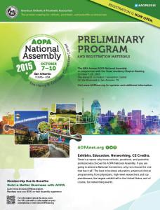 Assembly prelim brochure