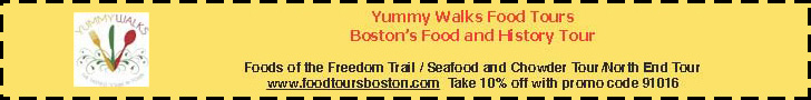 Yummy Walks banner